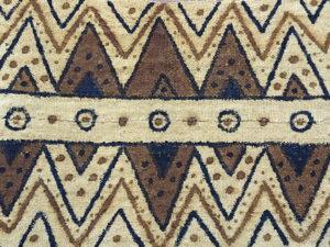 西アフリカ伝統泥染め