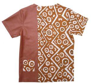 アフリカンなTシャツ